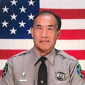 Corrections Officer Gene Lee