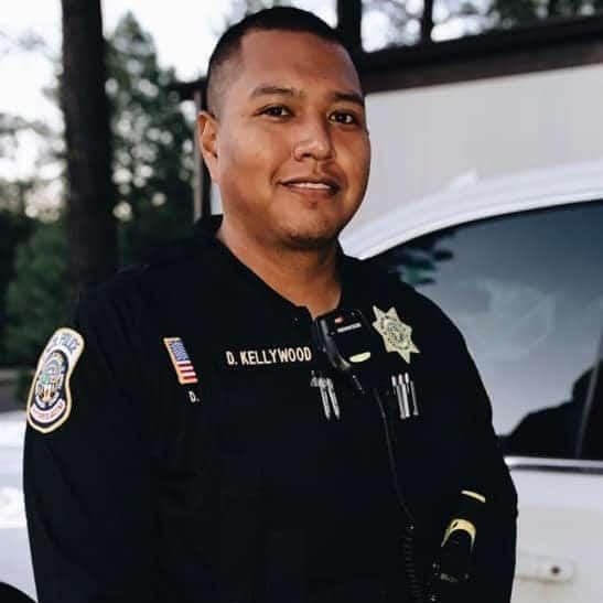 Officer David Kellywood