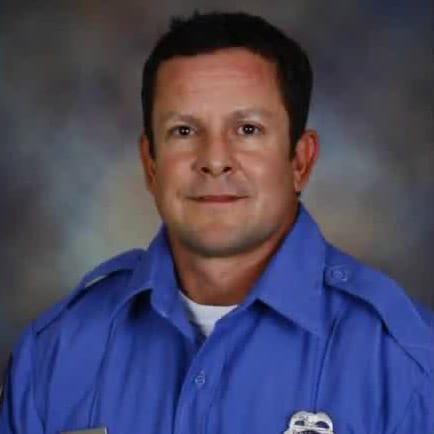 """Firefighter Richard """"Rick"""" Telles"""