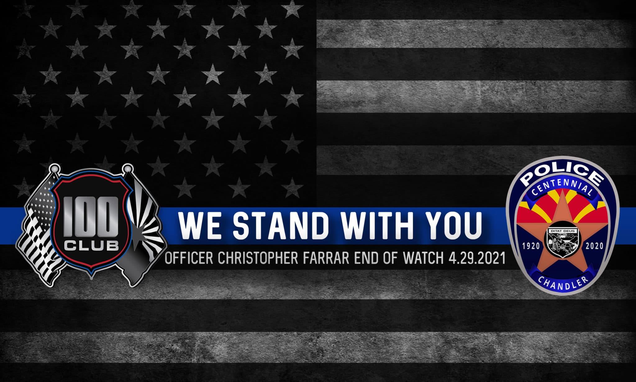 Fallen Chandler Officer Farrar